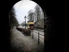 Leeds 399 (hougtimo88) Tags: leedstram crich crichtramway tramway heritagetram trams tram