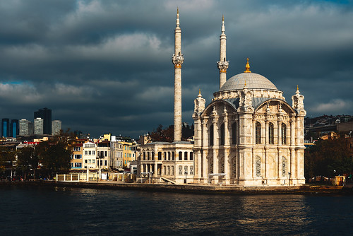 Ortaköy mosque, Istanbul