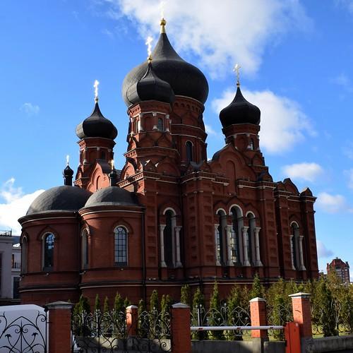 Assumption Cathedral, Tula (Кафедральный собор)