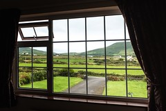 view out the window (-liyen-) Tags: dingle throughthewindow coillanrois rural ireland green bedandbreakfast fujixt2 challengeyouwinner cyunanimous