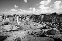 Baalbek (hansekiki) Tags: lebanon libanon baalbek architektur architecture sw canon 5dmarkiii