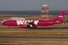 TF-LUV || WOW Air A330-343 || San Francisco International Airport (MichaelLeung213) Tags: tfluv sfo wow air a330 airbus san francisco international airport iceland
