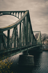 Bridge of spies (petrovicka95) Tags: bridge spies germany berlin glienicke history border travel road winter cold mood europe nikon