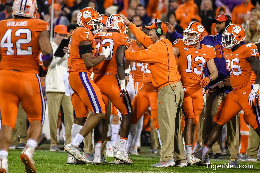 Clemson Photos: Dabo  Swinney, jddavis, 2018, Football, South  Carolina
