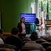 Daniela Vilela (FSC Brasil) faz segunda apresentação sobre as vantagens da certificação florestal