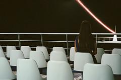 0063-0293-32 (jimbonzo079) Tags: skala oropou oropos attiki attica greece hellas greek gr eretria evia island port sea marine maritime ship vessel boat ferry mv aris iii roro passenger trip travel ωρωπόσ αττική ερέτρια εύβοια ελλάδα ελλάσ 2018 summer canon ae1 fd 50mm f18 lens agfa vista plus 400 art film analog vintage shipping grain mood color slr 35mm 135 transport onboard night dark light lamp woman girl model portrait seat canonae1 fd50mmf18sc fd50mmf18 agfavistaplus400 agfavistaplus
