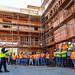 Mayor Garcetti surveys construction of Prop HHH funded housing