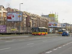 Solbus Solcity SM12, #1215, MZA Warszawa (transport131) Tags: bus autobus solbus solcity mza warszawa ztm warsaw wtp sm12