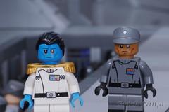 ISD Chimaera Thrawn and Eli (Brick.Ninja) Tags: lego starwars star wars spaceship book timothy zahn scifi toy photography still life