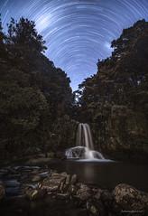 Waiau Trails (hakannedjat) Tags: waiaufalls startrails waterfall nzwaterfalls nzmustdo nzmustsee sonynz sonya7rii a7rii sony zeiss newzealand nz longexposure astro astrophotography astroscape