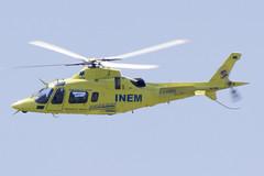 CS-HHH | INEM (lnaer) | Agusta A109E Power | CN 11729 | Built 2008 | LIS/LPPT 01/05/2018 | ex EC-LAK, I-GIEC (Mick Planespotter) Tags: 2018 nik sharpenerpro3 aircraft cshhh inem lnaer agusta a109e power 11729 2008 lis lppt 01052018 eclak igiec portela portugal lisbon delgado humbertodelgado chopper flight