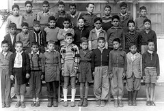 Class photo (theirhistory) Tags: boy child kid class form group jacket shirt shoes wellies rubberboots