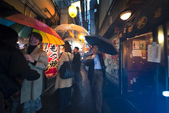 THOU IT'S RAINING (ajpscs) Tags: ©ajpscs ajpscs 2018 japan nippon 日本 japanese 東京 tokyo city people ニコン nikon d750 tokyostreetphotography streetphotography street seasonchange fall autumn aki あき 秋 shitamachi night nightshot tokyonight nightphotography citylights tokyoinsomnia nightview tokyoyakei 東京夜景 lights hikari 光 dayfadesandnightcomesalive strangers urbannight attheendoftheday urban othersideoftokyo walksoflife tokyoscene anotherday streetoftokyo alley tokyoalley happyhour sidewalk wetnight rainynight rain ame 雨 雨の日 whenitrains 傘 anotherrain badweather whentheraincomes cityrain tokyorain noplaceforthesun umbrella whenitrainintokyo arainydayintokyo nosuntoday forecast thouitsraining