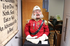 "Colonel Critchlow Sunchbench at the Walt Disney Archives • <a style=""font-size:0.8em;"" href=""http://www.flickr.com/photos/28558260@N04/31960848248/"" target=""_blank"">View on Flickr</a>"