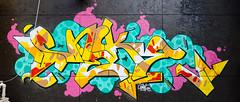 Sneke (Dennis Valente) Tags: 2018 streetarteverywhere usa muralist washington art contemporaryurbanart streetart seattle hdr spraypaint urbanart artist 5dsr 32bit pnw aerosol muralart painting isobracketing streetartistry mural