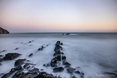 Aguilar (aberu1963) Tags: aguilar mar nikonistasspain nikonistas nikonistasasturias marea asturias cantabrico costa nikon largaexposicion ©abelmartínez d810 zomei playa murosdelnalón españa es