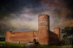 ~~~  former 12th century crusader castle ~~~ (jmb_germany) Tags: