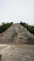 2017-12-07_12-27-33_ILCE-6500_DSC03037 (Miguel Discart (Photos Vrac)) Tags: 2017 24mm archaeological archaeologicalsite archeologiquemaya coba e1670mmf4zaoss focallength24mm focallengthin35mmformat24mm holiday ilce6500 iso100 maya mexico mexique sony sonyilce6500 sonyilce6500e1670mmf4zaoss travel vacances voyage yucatecmayaarchaeologicalsite yucateque