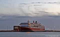 Bergensfjord (Bergenships) Tags: bergensfjord fjordline fjord line ferry carferry denmark norge bergen hirtshals langesund lng