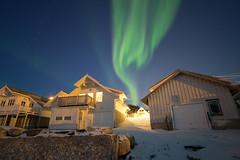 Aurora Ersfjordbotn (jarguel) Tags: aurore aurora northernlights fuixt1 samyang12mm norvège norway ersfjordbotn
