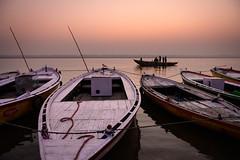 Ganges River (Pai Shih) Tags: people gangesriver india boat streetphotography snapshot varanasi street