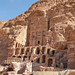 The Urn-tomb in Petra