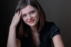 Lena (Shumilinus) Tags: 50mmf18 girls nikond300s people portrait saintpetersburgrussia studio women studioportrait
