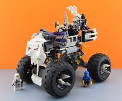 LEGO 2506 Skull Truck💀 (Alex THELEGOFAN) Tags: lego legography minifigure minifigures minifig minifigurine minifigs minifigurines ninjago skull truck 2506 set review