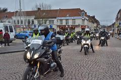 Rassemblement de motos (Mairie de Carvin) Tags: téléthon 2018 décembre moto