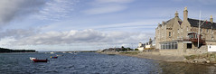 findhorn (stusmith_uk) Tags: scotland landscape coast moray morayfirth findhorn royalfindhornyachtclub september 2018