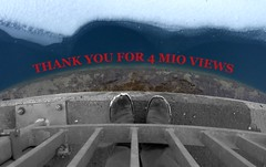 THANK YOU FOR 4.000.000 VIEWS (LitterART) Tags: thankyou views flickr