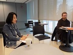 Korean Conversation Hour 1-24-2019