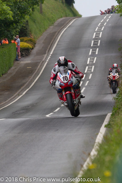 IOM Senior TT 10th June 2016
