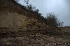 Sturmschäden Boiensdorfer Werder (baltickiter) Tags: ostsee nikon natur sturm salzhaff