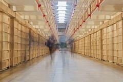 Escape from Alcatraz (chiara.mariani.logo) Tags: alcatraz isle isola prigione sanfrancisco escape prison prisonbreak