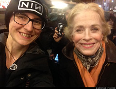 20170103_i08 Me & Holland Taylor by the stagedoor of Broadhurst Theatre, where she starred in ''Front page'' | New York City (ratexla) Tags: ratexlasnewyorktrip2016 thefrontpage hollandtaylor 3jan2017 2017 iphone iphone5 newyorkcity nyc newyork usa theus unitedstates theunitedstates america northamerica nordamerika earth tellus photophotospicturepicturesimageimagesfotofotonbildbilder wanderlust winter travel travelling traveling journey vacation holiday semester resaresor urban city town storstad storstäder storstadssemester ontheroad manhattan actress actresses star stars celeb celebs celebrity celebrities famous homosapiens people person human humans life organism woman women me leme ratexla selfie girl girls chick chicks