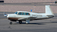 Mooney M20F N4069N (ChrisK48) Tags: n4069n mooneym20f 1968 kdvt aircraft airplane dvt phoenixaz phoenixdeervalleyairport