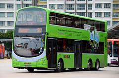 SBS Transit Volvo B9TL Wright Eclipse Gemini II (nighteye) Tags: sbstransit 新捷运 volvo b9tl wright eclipse geminiii weg2 eurov sbs3461j service50 busserviceenhancementprogramme bsep landtransportauthority lta colouryourbuses sg♥bus thenewsingaporebus woulditbebrightredorlushgreenyouchoose hiimlushgreenvoteforme singapore bus