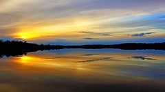 Pastels @ Sunset (Bob's Digital Eye) Tags: bobsdigitaleye canon canonefs1855mmf3556isll clouds cloudscape efs1855mmf3556isii flicker flickr h2o laquintaessenza lake lakescape november2018 outdoor reflection silhouette skies sky skyline skyscape sun sunset sunsetoverwater t3i water