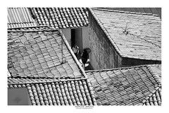 [ Roofs ] (Marcos Jerlich) Tags: urban street texture roofs house people contrast architecture bnw bw blackandwhite blancoynegro noiretblanc monochrome mono sorocaba brasil november américadosul canon canont5i canon700d efs55250mm marcosjerlich