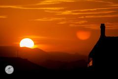 DSC03555 (Jesús Hermosa) Tags: 75300mm atardecer cantabria cielo españa santander sky sol sonya200 sonyalpha spain sun sunset