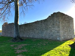 Medieval Kinkell Church est 1200's - Inverurie Aberdeen Scotland - 2018 (DanoAberdeen) Tags: danoaberdeen 2018 kinkellchurch inverurie history scotland scotch scottish museum vintage oldtimer monument picts medieval ancient archaeology autumn summer winter spring harlaw battleofharlaw liturgical significance stmichael parishchurch sacrament remains gilbertdegreenlaw forbes plebanus crucifixion alexandergalloway aberdeenscotland aberdeencity aberdeen aberdeenshire jamb excavation cemetery graveyard grampian graves ecclesiastical knight knights aberdeencathedral parish religion worship scotlandshistory historicscotland nationaltrustforscotland candid amateur abandoned weathered ruins neglected forgotten church 1200s preservation conservation countryside nikond750