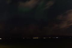 Down to a whisper (aerojad) Tags: eos canon 80d dslr 2018 landscape vacation travel wanderlust iceland2018 iceland autumn october outdoors reykjavík reykjavik night nightphotography nightscape longexposure clouds atlanticocean ocean stars star astrophotography auroraborealis auroras aurora