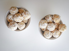 2018.12.07 Low Carbohydrate Walnut Snowball Cookies, Washington, DC USA 08962