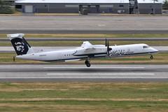 Alaska Airlines (Horizon Air) - Bombardier (De Havilland Canada) DHC-8-402Q (Dash 8 / Q400) - N445QX - Portland International Airport (PDX) - June 3, 2015 4 396 RT CRP (TVL1970) Tags: nikon nikond90 d90 nikongp1 gp1 geotagged nikkor70300mmvr 70300mmvr aviation airplane aircraft airlines airliners portlandinternationalairport portlandinternational portlandairport portland pdx kpdx n445qx alaskaairlines horizonair horizon alaskaairgroup dehavillandcanada dehavilland dhc dehavillandcanadadhc8 dehavillandcanadadash8 dehavillanddhc8 dehavillanddash8 dhc8 dash8 q400 dhc8400 dhc8402 dhc8402q bombardieraerospace bombardier bombardierdash8 bombardierq400 prattwhitney pw prattwhitneycanada pwc prattwhitneycanadapw100 prattwhitneycanadapw150 prattwhitneycanadapw150a pwcpw100 pwcpw150 pwcpw150a pw100 pw150 pw150a turboprop