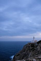 lighthouse (Minh-Hoàng) Tags: mallorca urlaub holiday meer ocean skyandsand