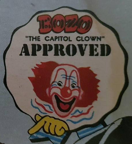 Bozo approved