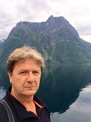 Sjøl -'- Selfie (erlingsi) Tags: selfie sjølvi erlingsi