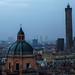 foschia su Bologna