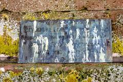 Burgh_marsh_5652-3 (allybeag) Tags: burghbysands solway coast burghmarsh edward1stofengland hammerofthescots king english marsh burgh plaque latin insscription